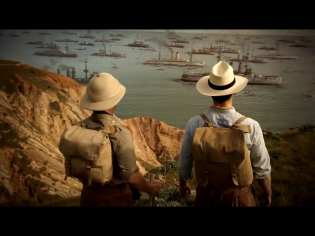 Галлиполийская история / Deadline Gallipoli (2015) Русский трейлер (Сезон 1)
