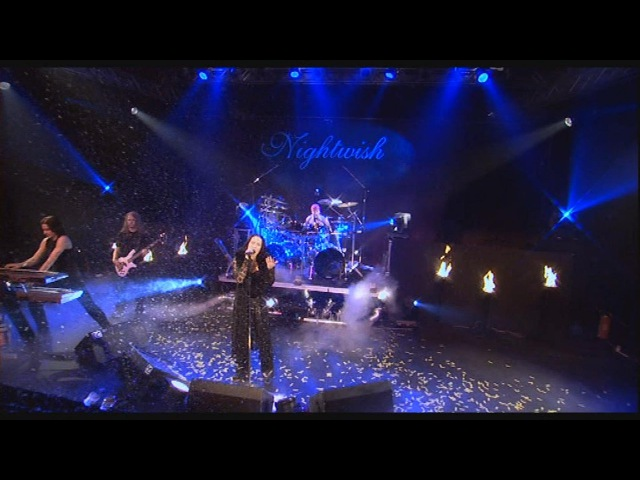 Nightwish - 13.Walking in the Air (From Wishes to Eternity DVD)