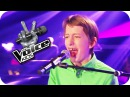 Jerry Lee Lewis - Great Balls Of Fire Tilman The Voice Kids 2015 Blind Auditions SAT.1