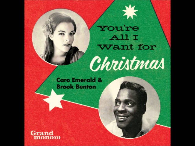 Caro Emerald Brook Benton - You're All I Want For Christmas
