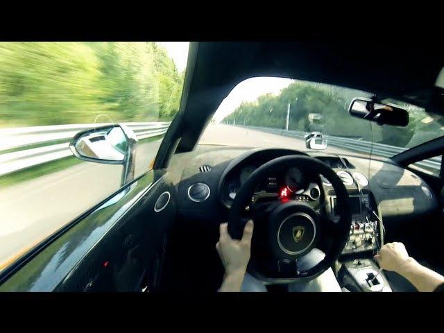 Lamborghini LP570 Underground Racing R2 (2005 HP) — World Record
