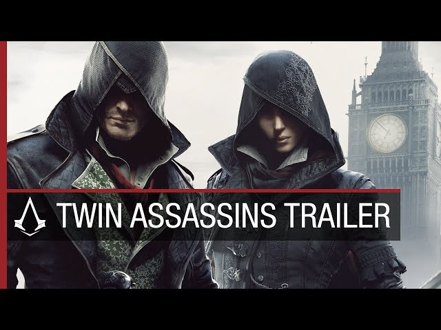 Assassin's Creed Syndicate: Twin Assassins Jacob Evie Frye | Trailer | Ubisoft [US]