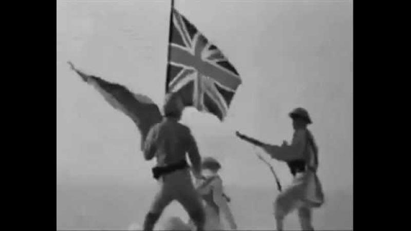 Savaşta Türk Askeri, İngiliz Askerini Vurma Anı