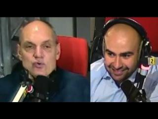 Александр Бубнов на радио Спорт FM (19.10.2015)