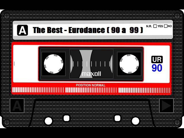 The Best Eurodance ( 90 a 99 ) - Part 1