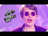 Шоу Голос Kids Германия 2017. - 14-летний Тильман с песней Парень с окраины (Фанк с окраин).