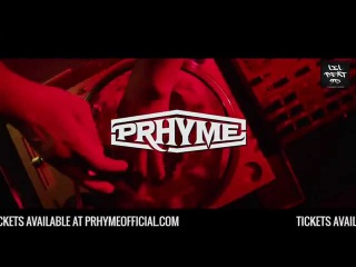 PRhyme - North America Tour (Trailer Official)