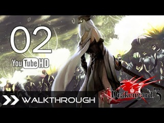 Drakengard 3 Walkthrough Gameplay English Dub/Sub - Drag-On Dragoon 3 Campaign/Mission - Branch A - Part 2 (Chapter 1: Verse 4 - Five/Phanuel Boss Battle) HD 1080p PS3 No Commentary