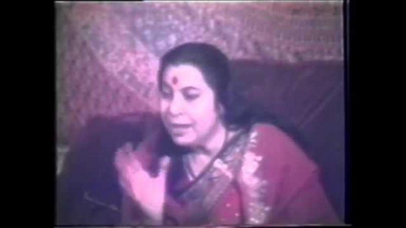 Шри Ганеша Гаури Пуджа, Сидней, Австралия, 04.04.1981 г. - Шри Матаджи Нирмала Деви