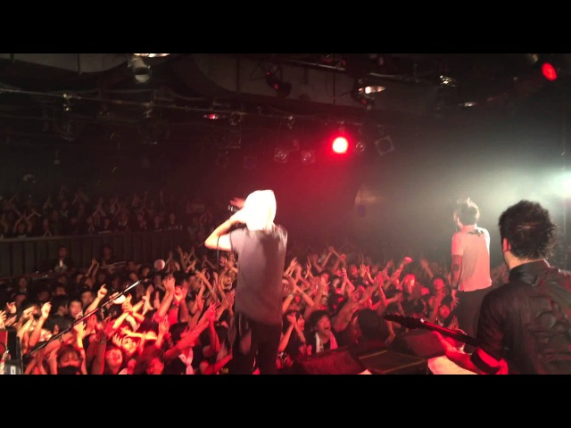 SiM feat NOISE MAKER What's up people マキシマム ザ ホルモン cover