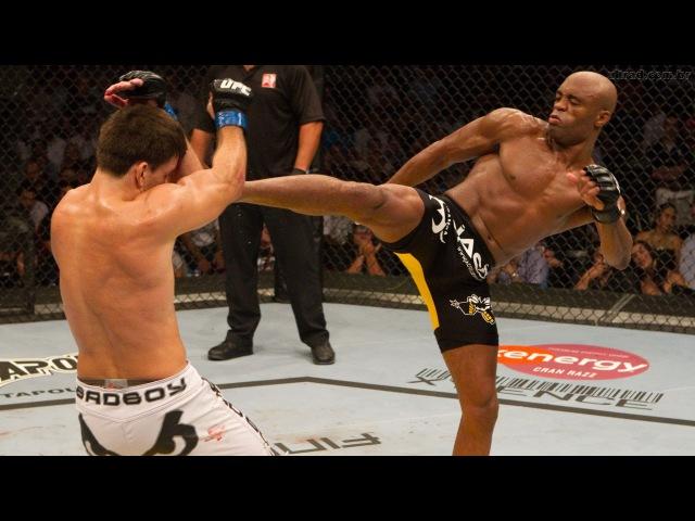 Anderson Silva UFC Best Moments ! Андерсон Сильва UFC лучшие моменты !