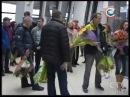 CTV.BY: Национальная команда Беларуси по легкой атлетике 9 марта с триумфом вернулась на родину