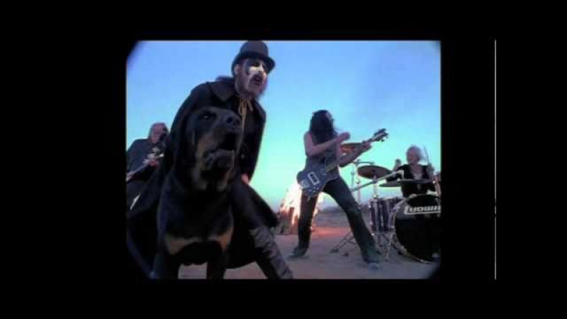 Mercyful Fate Witches' Dance (OFFICIAL VIDEO)