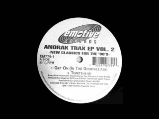 Anorak Trax - Jammin' To The End Of Time