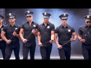 Summer Boy Police Car Wash | Andrew Christian & Jessie and The Toy Boys