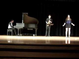New York State of Mind - Michelle Adams, Ryan Bailey, and Zach Johnson