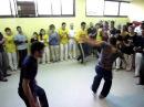 Capoeira jogos - final da roda cdo israel