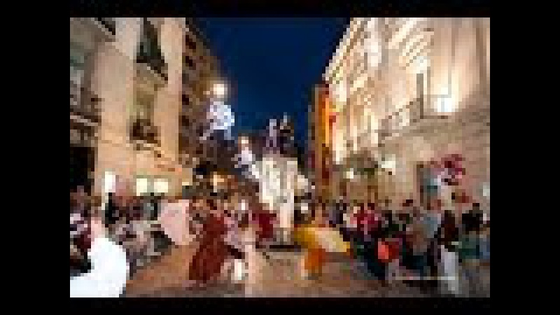 CARTHAGINESES Y ROMANOS 2014 - Gran Desfile de Tropas y Legiones