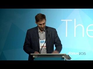 IForum-2015, Михаил Чобанян, KUNA Bitcoin Agency
