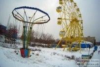 15 декабря 2013 - Зимний Тольятти глазами высокого человека