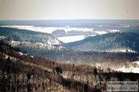 21 декабря 2013 - Жигулевск: Гора Отважная зимой