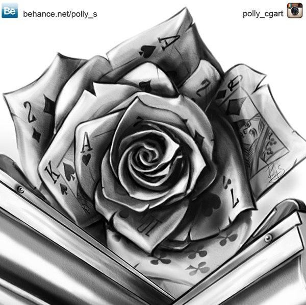 Роза из ка 418kb