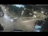 В Мариуполе военные попали в ДТП