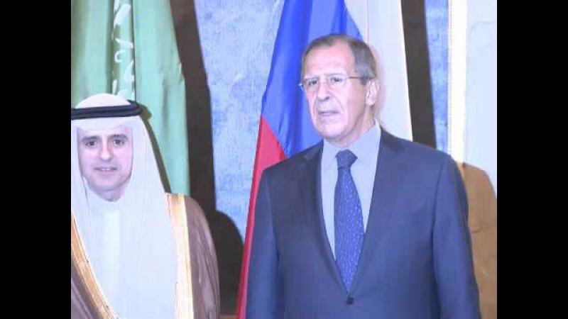 Russian, US, Turkey Saudi Arabia FM's Meeting│Встреча глав МИД России, США, Турции и С.Аравии