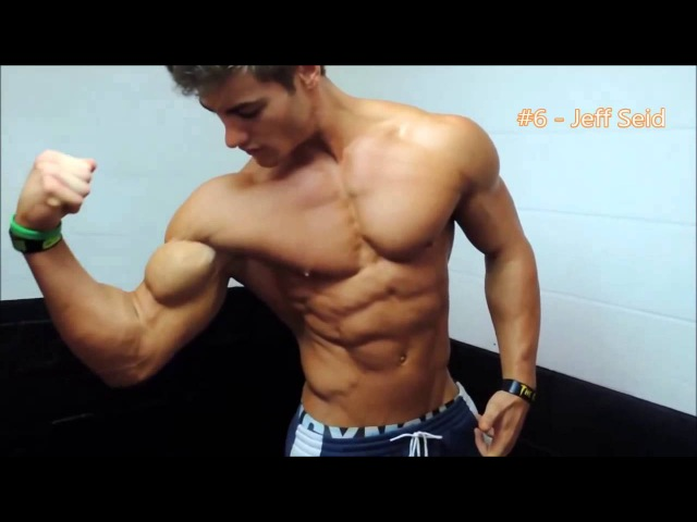 Top 10 male fitness models 6 Jeff Seid