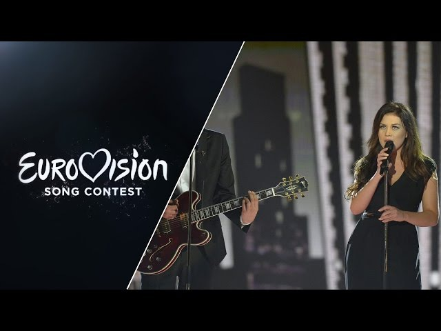 Elina Born Stig Rästa - Goodbye To Yesterday (Estonia) - LIVE at Eurovision 2015: Semi-Final 1