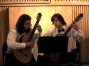 Баев Евг. Дуэт-соната №1 (IIч). Evgeny Baev Duet-sonata № 1 (IIp)