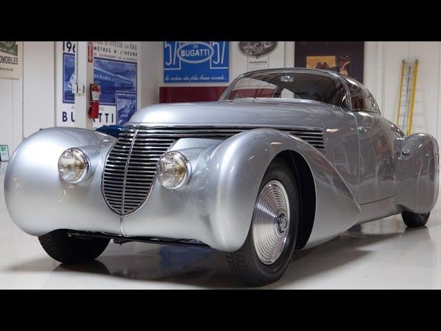 Peter Mullin the 1938 Hispano-Suiza Dubonnet Xenia - Jay Leno's Garage