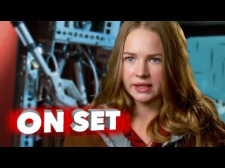 Tomorrowland: Britt Robertson