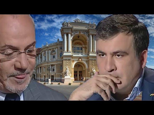 Михаил сука Саакашвили - оговорка по Фрейду от Савика Шустера! 27.06.2015