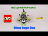 Lego Mixels 41529 Nurp-Naut Review. Лего Миксели Нурп-Наут обзор