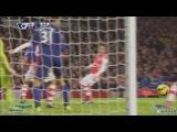 Арсенал - МЮ 1-2 Обзор матча [22-11-2014]