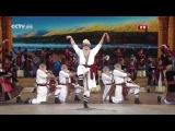 English Lyrics Uyghur Dance - Dolan Meshrep Chinese CCTV Lunar New Year Gala 2011