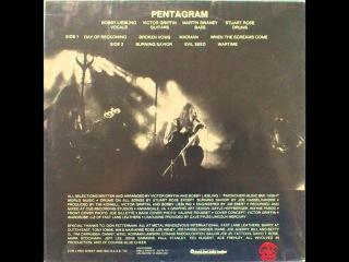 Pentagram - Day of The Reckoning LP ( Original