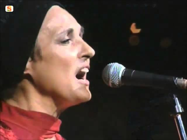 Maria Carta - Andrea Parodi - No Potho Reposare - Live