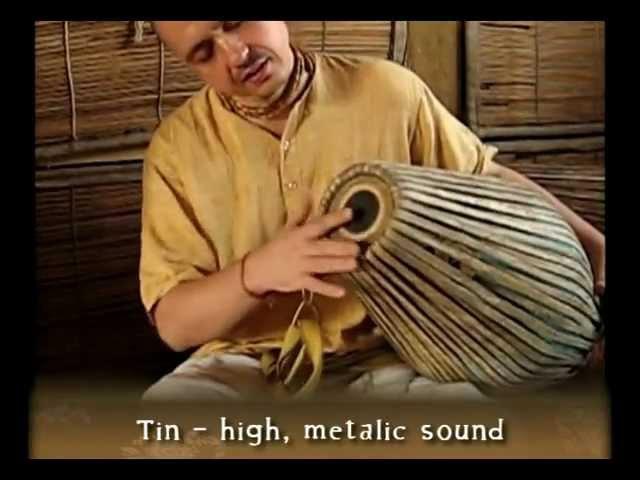 Govinda Das - Mrdanga Introduction