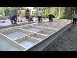 02. Строительство деревянно-каркасного дома в Швеции