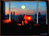 Ласковый май 1986 год - Пусть будет ночь (Зимняя ночь).wmv