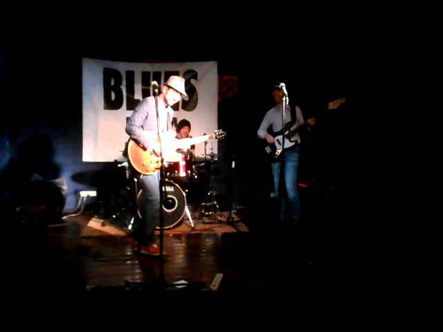 GRINEVICH BLUES BAND Tina Nina Nu 26 03 15