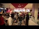 Самый крутой флеш-моб в Киеве: Флешмоб на открытии KFC