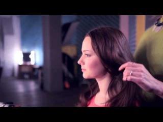 Стильная укладка волос в домашних условиях