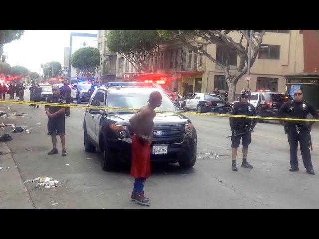 Что такое гетто в Лос-Анджелесе | Район где убили Африку