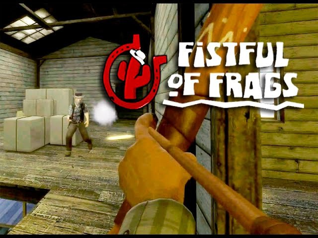 МЕРЗКИЙ ЛУК! 2 (Fistful of Frags)