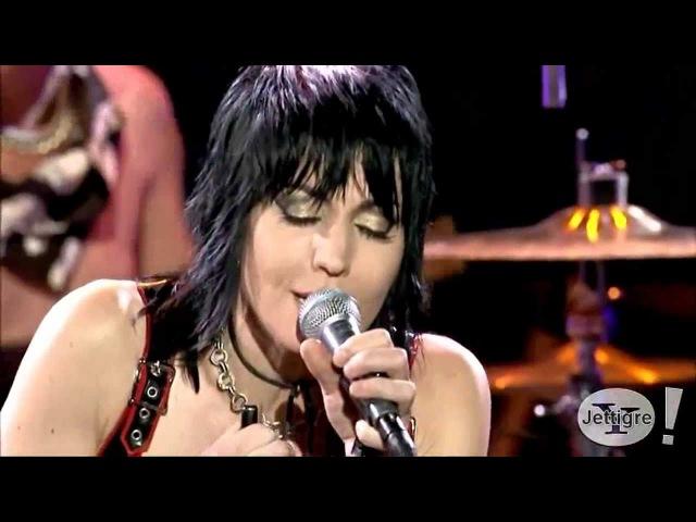 Joan Jett - Crimson Clover / I Hate Myself ( Live )