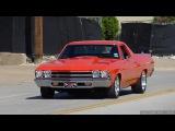 1969 Chevrolet El Camino Chevelle Malibu High Performance