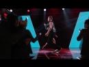 Nick Carter & Sharna Burgess dance the Jazz
